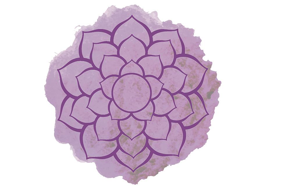 Символ коронной чакры